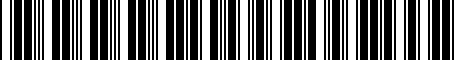 Barcode for 000051727B