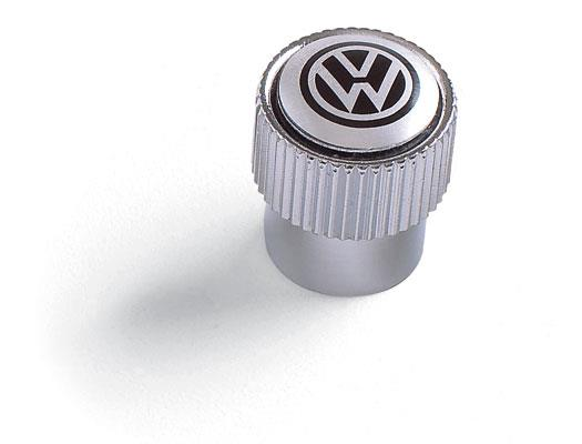 Diagram Valve Stem Caps - Black on Silver (ZVW355005A) for your 2014 Volkswagen Tiguan