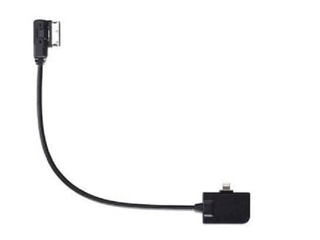 Diagram Digital Media Adapter Cables - Lightning Charger - Black (000051446Q) for your 2011 Volkswagen Tiguan