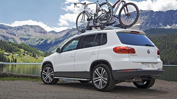 Diagram Winter Package for your Volkswagen Tiguan